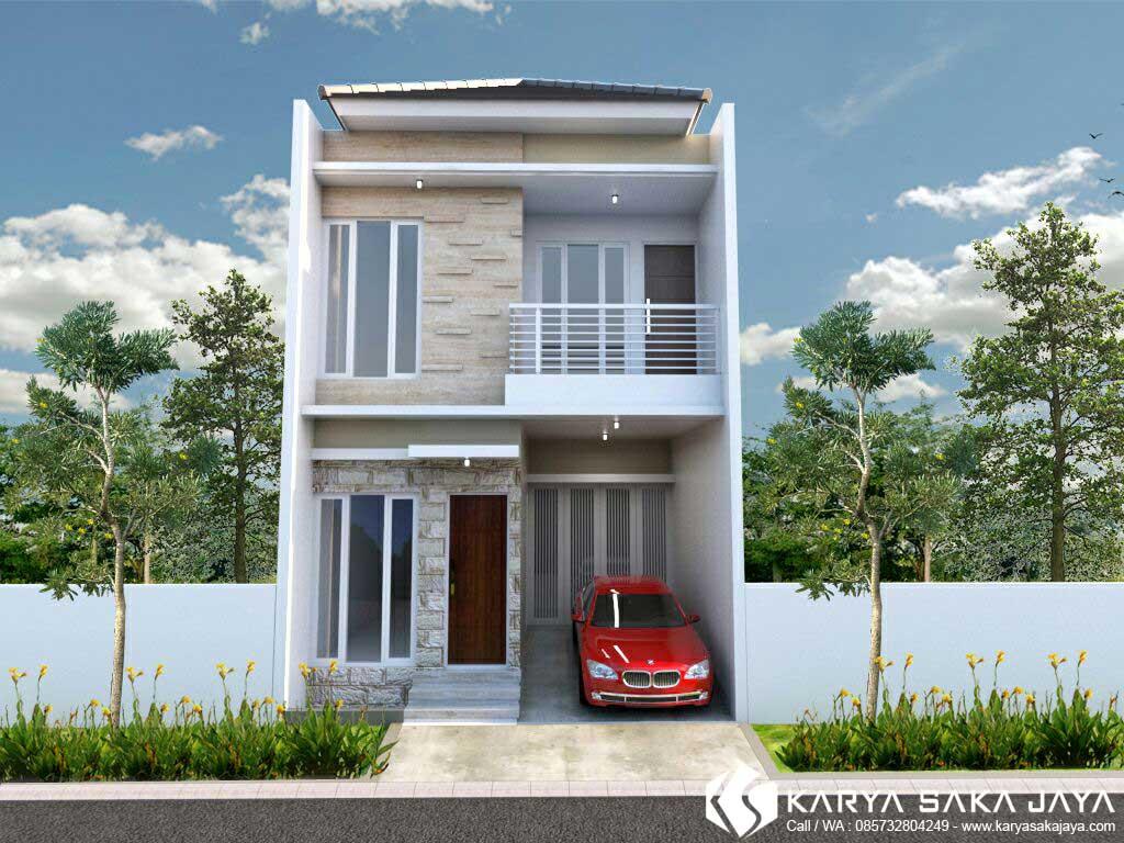 30 Info Desain Rumah 2 Lantai 6 X 10
